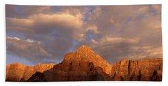 Commanche Point  Grand Canyon National Park Beach Sheet