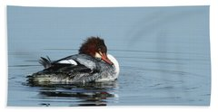 Common Merganser Beach Sheet
