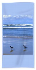 Companion Crows Beach Towel