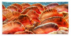 Conch Parade Beach Towel
