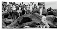 Coney Island, New York  #234972 Beach Towel