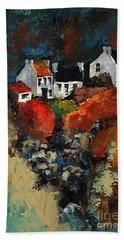 Connemara Colours Beach Towel