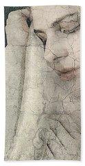 Considering Love Beach Towel by Jeff Burgess