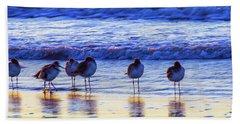 Beach Sheet featuring the photograph Convention by Joye Ardyn Durham