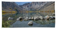 Convict Lake Beach Sheet