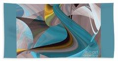 Cool Curvelicious Beach Sheet