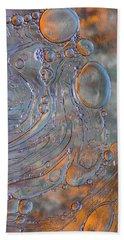 Copper Oil Beach Sheet