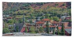 Copper Queen Hotel Beach Towel