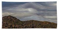 Copycat Clouds Beach Sheet