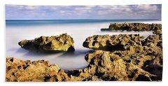 Coral Cove Seascape Beach Sheet