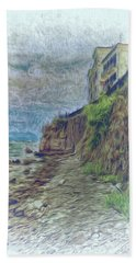 Corfu 33 - Corfu Rocks Beach Towel