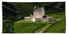 Corgarff Castle Beach Sheet