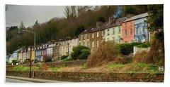 Cork Row Houses Beach Sheet