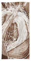 Corn Silk - Neutral Beach Towel