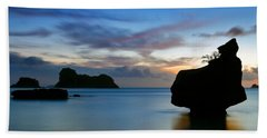 Coromandel Dawn Beach Towel