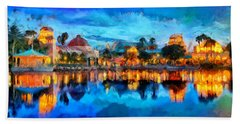 Coronado Springs Resort Beach Sheet