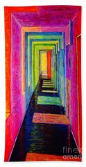 Corridor Beach Towel