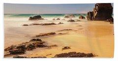 Corunna Point Beach Beach Towel by Werner Padarin