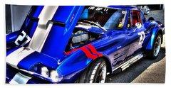 Corvette Beach Sheet