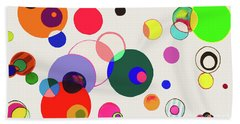 Cosmos Beach Towel