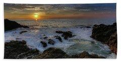 Costa Rica Sunrie Beach Towel
