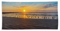Coastal Sunrise Beach Sheet