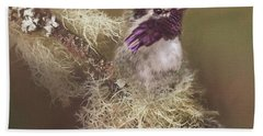 Costas Hummingbird Painted Beach Sheet