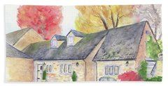 Cotswolds Cottage Beach Sheet