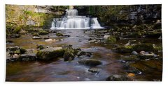 Cotter Force Beach Towel