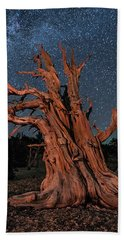 Countless Starry Nights Beach Towel by Melany Sarafis