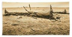 Countrified Australia Beach Towel