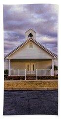 Country Church Beach Sheet