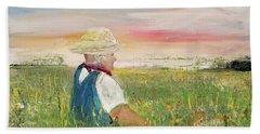 Country Dreams Beach Towel