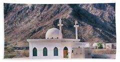 Country Mosque Beach Sheet