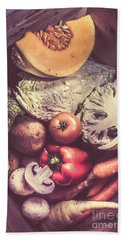 Country Style Foods Beach Towel by Jorgo Photography - Wall Art Gallery