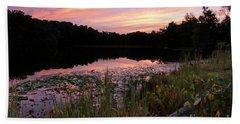 Country Sunset - D010173 Beach Sheet