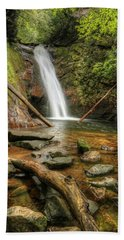 Courthouse Falls Beach Towel