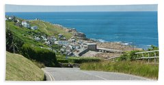 Cove Hill Sennen Cove Beach Towel
