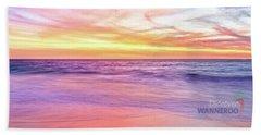 Cow - Mms2.2 Beach Towel Beach Towel by Dave Catley