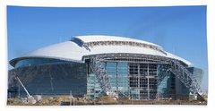 Cowboys Stadium 071416 Beach Sheet