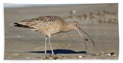 Crab Toss - Curlew Beach Towel