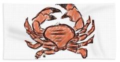 Crabby Beach Sheet