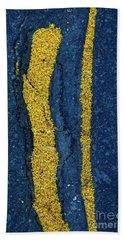 Cracked #9 Beach Towel
