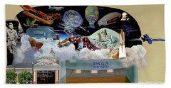 Cradle Of Aviation Museum Beach Sheet