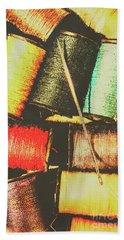Craft Grunge Beach Towel