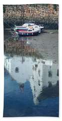 Crail Reflection I Beach Towel