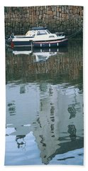 Crail Reflections II Beach Towel