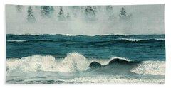 Crashing Wave Beach Sheet