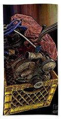 Crate Motor Beach Sheet