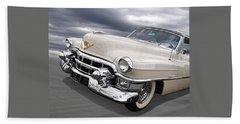 Cream Of The Crop - '53 Cadillac Beach Sheet